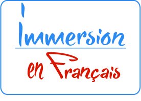 immersion en français