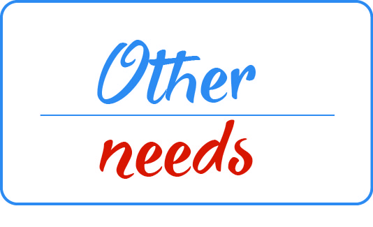 other needs